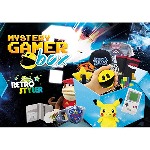 FanBox di Styler retrò: mistero del giocatore scatola (Starter) concesso in licenza e impressionante Merch