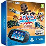 Console Playstation Vita Wifi + Jeux � t�l�charger Kids Pack ( 10 Jeux) + Carte M�moire 8 Go