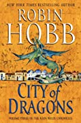 City of Dragons by Robin Hobb cover image
