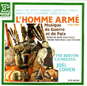 Music of War & Peace 1450-1650 (L'Homme Arme)