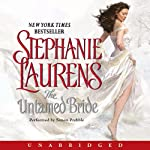 The Untamed Bride: Black Cobra Quartet (       UNABRIDGED) by Stephanie Laurens Narrated by Simon Prebble