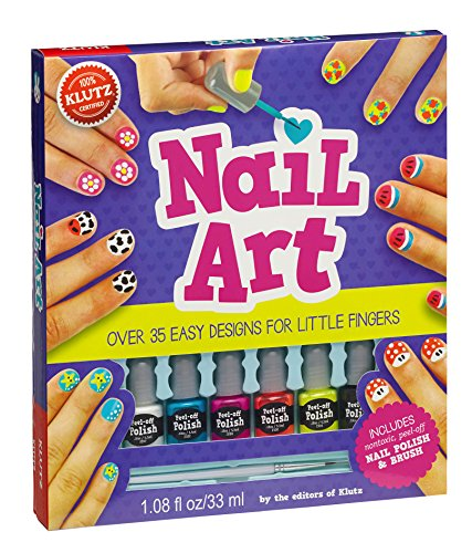Klutz Nail Art Craft Kit - 1