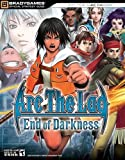 Arc the Lad: End of Darkness Official Strategy Guide