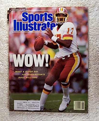 Doug Williams Super Bowl