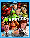 61Z3hY4XlnL. SL160  The Muppets (Two Disc Blu ray/DVD Combo)