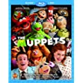The Muppets (2-Disc Combo Pack) [Blu-ray + DVD]