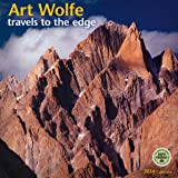 Art Wolfe: Travels to the Edge 2014 Wall Calendar