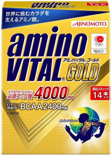 味の素 「アミノバイタル」GOLD 4.7g×14