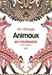 Animaux: 60 coloriages anti-stress