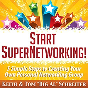 Start SuperNetworking! Audiobook