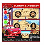 Artistic Studios Disney Pixar Cars Wooden Color and Craft
