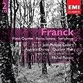 C�sar Franck : Quintette pour piano - Sonate pour violon - Symphonie en R� majeur
