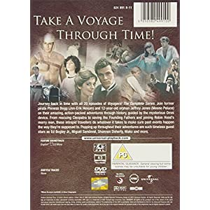 Voyagers! - The Complete Series [Import anglais]