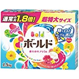 【大容量】ボールド 洗濯洗剤 粉末 香りのサプリイン 1.5kg