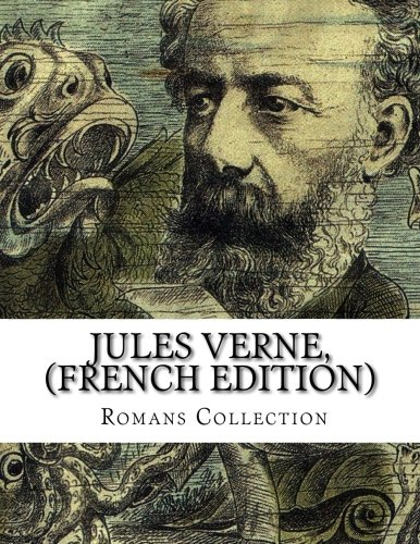 Jules Verne, (French Edition) Romans Collection