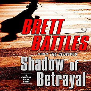 Shadow of Betrayal Audiobook