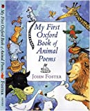 Oxford First Book of Animals (Oxford first books) (0199106819) by Taylor, Barbara