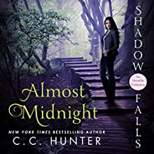 Almost Midnight: Shadow Falls: The Novella Collection Audiobook by C. C. Hunter Narrated by Katie Schorr