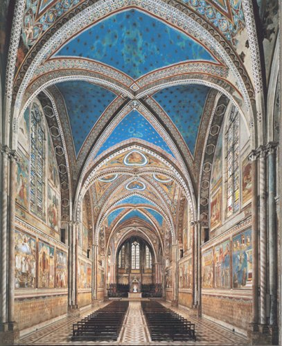Italian Frescoes: The Age of Giotto 1280-1400