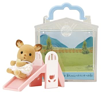 Sylvanian Families Baby House slide (japan import)