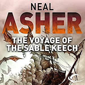 The Voyage of Sable Keech Hörbuch