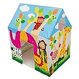 #1: Intex Jungle Fun Cottage, Multi Color