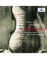 Biber - Harmonia Artificiosa, suites pour cordes et continuo