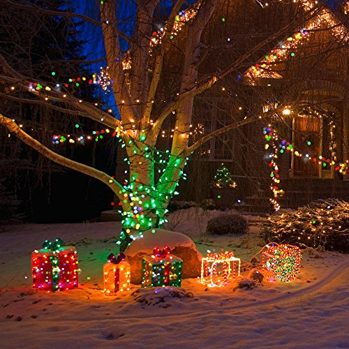 Dimmable Outdoor Patio Lights: TaoTronics Dimmable Color LED String Lights, Outdoor