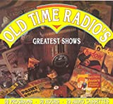 img - for Old Time Radio's Greatest Shows by Jimmy Durante (1997-01-01) book / textbook / text book