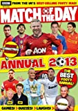 Match of the Day Magazine Match of the Day Annual 2013 (Annuals 2013)