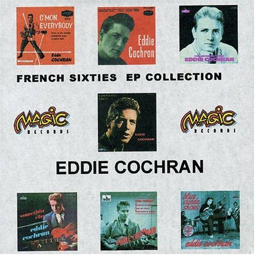 Eddie Cochran - Complete French Ep Collection - Zortam Music