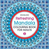 #9: Refreshing Mandala - Colouring Book for Adults Book 3
