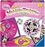 Minnie Mouse - Mándala Designer 2 en 1 (Ravensburger 29738 2)