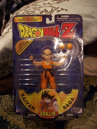 Dragon Ball Z Saiyan Saga Krillin