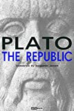 Image of The Republic - Plato (With Notes)(Biography)(Illustrated)