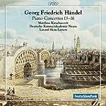 Handel: Piano Concertos 13-16 [Matthi...
