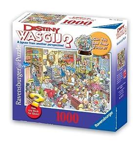 Wasgij Destiny: The Office 1000 Piece Puzzle