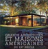 echange, troc Kenneth Frampton - Grands architectes et maisons américaines du XXe siècle