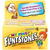 61Z5ZFLsxZL. SL160  My First Flintstones Chewable Vitamins for Ages 2 to 3 Years, 100 Count Bottle
