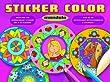 Sticker Color Mandala