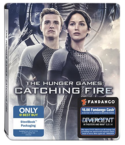 Hunger Games: Catching Fire [Blu-ray]