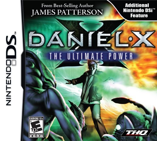 Daniel X Ultimate Power - Nintendo DS - 1