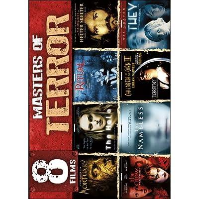 Masters of Terror, Vol. 1