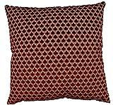 Van Ness Studio Posh Decorative Throw Pillow, Red
