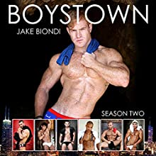 Boystown, Season Two Audiobook by Jake Biondi Narrated by Sean Patrick