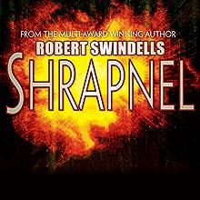 Shrapnel Audiobook by Robert Swindells Narrated by Simon Shepherd