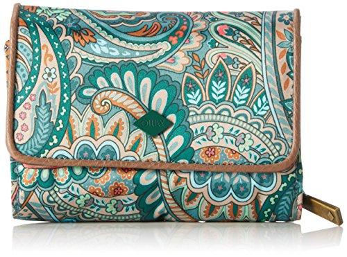 oilily-damen-s-geldborsen-grun-starling-green-723-14x4x10-cm
