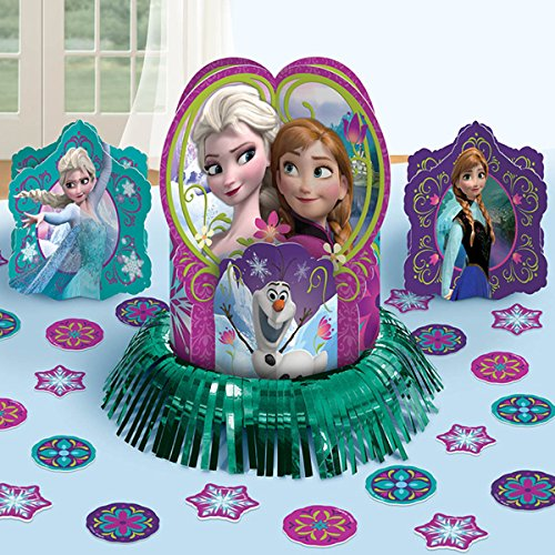 Disney Frozen Centerpiece Table Decorating Kit - 23pc