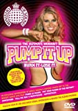 Ministry Of Sound : The Ultimate Workout - Pump It Up, Burn It, Lose It [DVD]
