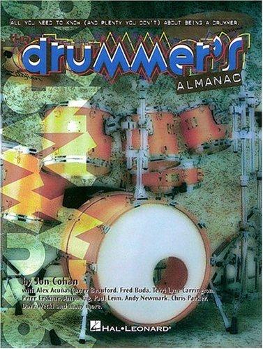 The Drummer's Almanac, Jon Cohan